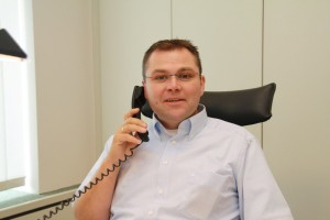 Geschäftsführer Marco Seibert