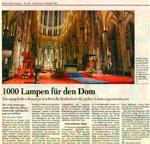Kölner Stadt-Anzeiger vom 09.10.2008