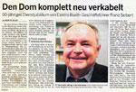Kölnische Rundschau vom 02.04.2008